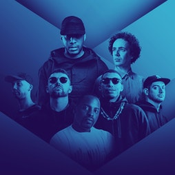 WAH - SHY FX / High Contrast / Kings Of The Rollers / K Motionz  Tickets | O2 Academy Leeds Leeds  | Fri 24th September 2021 Lineup