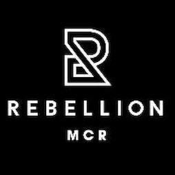Acid Reign  | Rebellion Manchester  | Sat 11th September 2021 Lineup