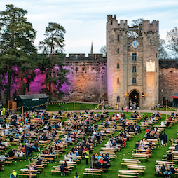 The Open Arms Tickets | Warwick Castle Warwick  | Thu 17th June 2021 Lineup