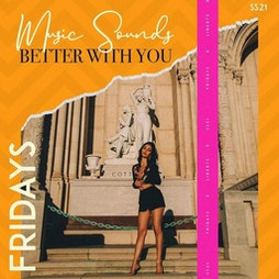 Music sounds better with you  Tickets   Liberte Liverpool    Fri 15th October 2021 Lineup