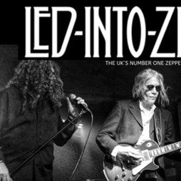 Led-Into-Zeppelin Tickets | The Salty Dog Northwich  | Fri 23rd July 2021 Lineup