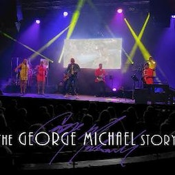 The George Michael Story | FTH Theatre Falkirk  | Sat 6th March 2021 Lineup