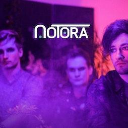 NOTORA + Rhys Byrne Tickets | Late Lounge Rhyl  | Sat 13th November 2021 Lineup