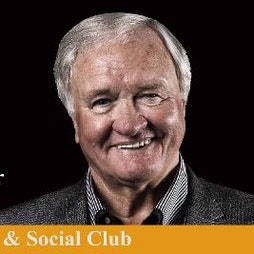 An Evening with Ron Atkinson & Tom Ross Tickets   Austin Sports And Social Club Birmingham    Sat 9th October 2021 Lineup