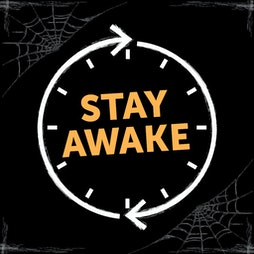 Fright (Day and) Night - Stay Awake for 24 hours to help end hom Tickets | Virtual Event Online  | Sat 30th October 2021 Lineup