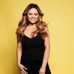 Emily Atack Has Left The Group | The Old Market Brighton & Hove  | Sat 16th October 2021 Lineup