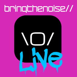 Bring the noise // LIVE Tickets   The Mill Digbeth Birmingham    Sat 14th May 2022 Lineup
