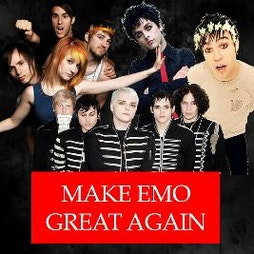 Make Emo Great Again - Newcastle Tickets | Riverside Newcastle RIVERSIDE, Neptune H  | Sat 19th June 2021 Lineup