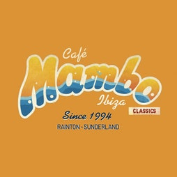 Dance Generation pres Cafe Mambo Classics 2021 Tickets | Rainton Arena Houghton-le-Spring  | Sat 18th September 2021 Lineup