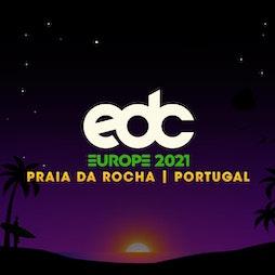 Venue: EDC Portugal 2021 | Praia Da Rocha Praia Da Rocha  | Fri 18th June 2021