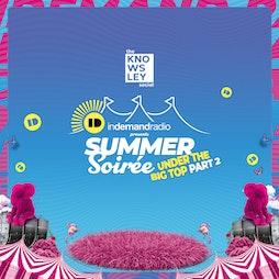 The Knowsley Social Presents InDemands Summer Soiree Tickets | The Knowsley Social  Knowsley Safari  Prescot  | Sun 20th June 2021 Lineup