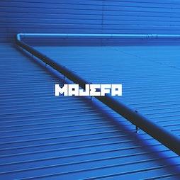Majefa. Danny Howells, Hannes Bieger [Live], Steve Parry Tickets | Hidden Manchester  | Sat 14th August 2021 Lineup