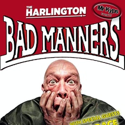 Bad Manners Tickets | The Harlington Fleet   | Fri 22nd October 2021 Lineup