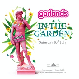 Garlands In The Garden Tickets | Grand Central Hall Liverpool  | Sat 7th August 2021 Lineup