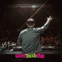 Cant Touch This - Urban Cookie Collective / JX / Lee Butler Tickets | Camp And Furnace Liverpool   | Sat 2nd October 2021 Lineup
