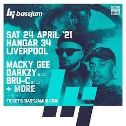 BassJam Presents Macky Gee & more Tickets | Hangar 34 Liverpool  | Sat 24th April 2021 Lineup
