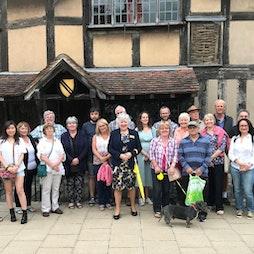 Monday guided walking tour   Swan Fountain On Waterside Stratford Upon Avon    Mon 27th September 2021 Lineup