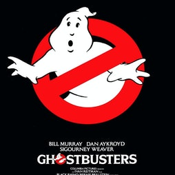 GHOSTBUSTERS Tickets   Cambridge Rugby Union Football Club Cambridge    Sun 31st October 2021 Lineup