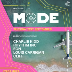 Reviews: Mode | Itaca Ibi  | Tue 21st September 2021
