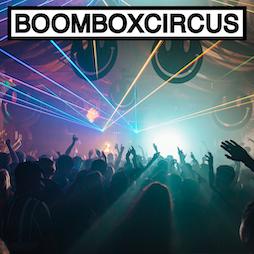 Boombox Circus 'Summer Rewind' Tickets | Beaver Works Leeds  | Sat 2nd October 2021 Lineup