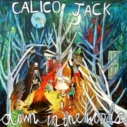 The Barge Inn Presents: Calico Jack £5 Tickets | The Barge Inn Pewsey  | Sat 31st July 2021 Lineup