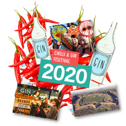 Portsmouth Chilli & Gin Festival 2021 - Saturday Tickets | Fort Purbrook Portsmouth  | Sat 5th June 2021 Lineup