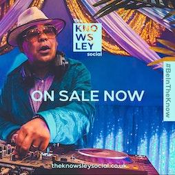 The Knowsley Social Presents Craig Charles Funk and Soul Tickets | The Knowsley Social  Knowsley Safari  Prescot  | Sun 13th June 2021 Lineup