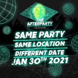 Lockdown Afterparty Tickets | VSA Warehouse Cardiff  | Sat 30th January 2021 Lineup