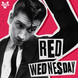 Red Wednesday - Liam Gallagher Afterparty Tickets   The Venue Nightclub Manchester    Wed 1st June 2022 Lineup