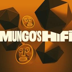 Mungo's Hi Fi feat. Gardna & J Man  Tickets   The Foundry Nightclub Torquay    Sat 2nd October 2021 Lineup