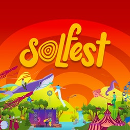 Solfest 2022 Tickets | North Lakes Country Park Silloth, Cumbria  | Thu 25th August 2022 Lineup
