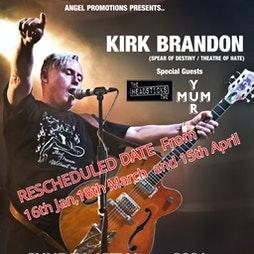 Reviews: Kirk Brandon | THE VICTORIA BIKERS PUB COALVILLE  | Sun 13th June 2021