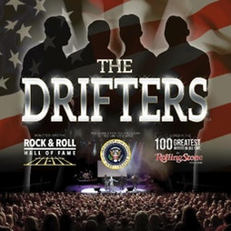 The Drifters | Exmouth Pavilion Exmouth  | Fri 7th October 2022 Lineup