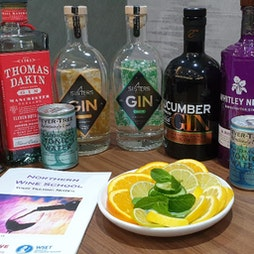 Gin Tasting Experience Tickets | The Castlefield Hotel Manchester  | Fri 3rd December 2021 Lineup