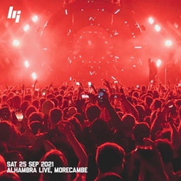 Bassjam x Escape  Tickets | Alhambra And Carleton Suite Morecambe  | Sat 23rd October 2021 Lineup