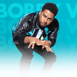 VGS Presents Bobby V - The R&B Addiction Tour 2021 Tickets   The Bullingdon Oxford    Sun 17th October 2021 Lineup