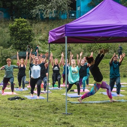 MeadowSide's Yoga in the Meadow Tickets | St. Michael's Flags And Angel Meadow Manchester  | Fri 30th April 2021 Lineup