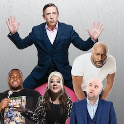 Reviews: Live At The Queens Theatre With Acts From BGT - Hornchurch | Queens Theatre Hornchurch  | Sun 27th June 2021