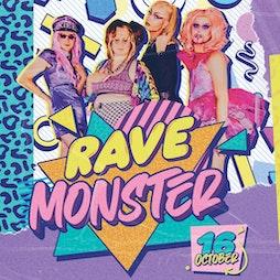 Rave Monster: Mandidextrous, GFOTY, Tokky Horror + more! Tickets | Hootananny Brixton London  | Sat 16th October 2021 Lineup