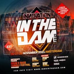 Innovation In The Dam 2021 Tickets   Melkweg Amsterdam Amsterdam    Fri 26th November 2021 Lineup