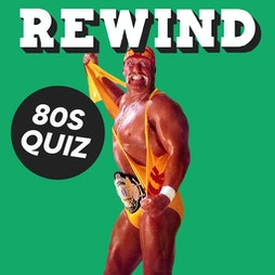 Rewind 80s Quiz Tickets | Play Brew Taproom Middlesbrough  | Thu 1st July 2021 Lineup