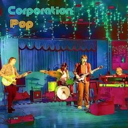 Corporation Pop   The Grove Inn LEEDS Leeds    Sun 19th September 2021 Lineup