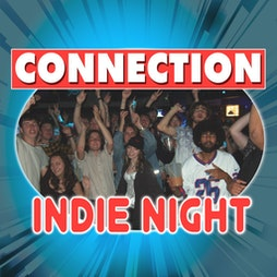 Connection Indie Night   The Dockyard Bar Portsmouth    Thu 14th October 2021 Lineup