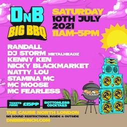 DnB BIG BBQ Tickets   The Cause   Ashley House London    Sat 10th July 2021 Lineup
