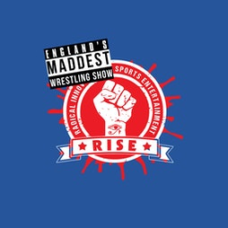 RISE : England's Maddest Wrestling Show + Royal Rumble Screening Tickets | Play Brew Taproom Middlesbrough  | Sat 29th January 2022 Lineup
