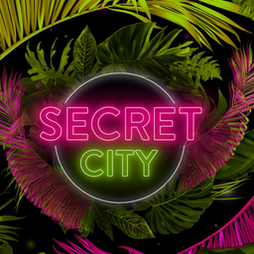 Secret City - Moana - 6pm Tickets | Event City Manchester  | Wed 28th July 2021 Lineup