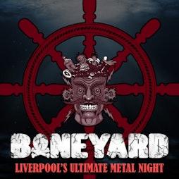 Boneyard - The Return! Tickets   The Shipping Forecast Liverpool    Fri 30th July 2021 Lineup