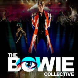 Bowie Collective   Middlesbrough Town Hall Middlesbrough    Fri 2nd July 2021 Lineup