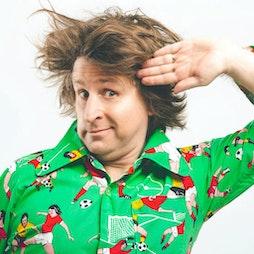 Comedy Lounge presents Milton Jones | Players Lounge Billericay  | Fri 25th June 2021 Lineup
