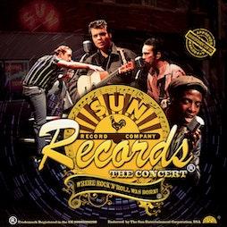 Sun Records, The Concert | Shanklin Theatre Shanklin  | Sat 21st August 2021 Lineup
